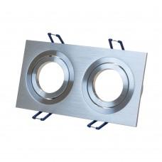 Светильник встраиваемый LeDron AO11821 Alum GU10 50 Вт