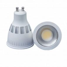 Диммируемая светодиодная лампа LeDron GU10 U1-COB 9W 4000K Dimmabel LED
