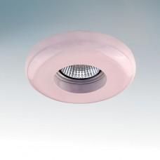 Встраиваемый светильник Lightstar INFANTA ROSATO розовый 002752