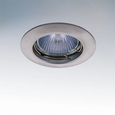 Светильник встраиваемый Lightstar LEGA HI FIX 011019