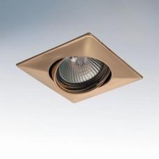 Встраиваемый светильник Lightstar LEGA QUA ADJ 011032