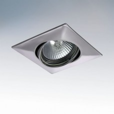 Встраиваемый светильник Lightstar LEGA QUA ADJ 011034