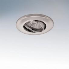 Встраиваемый светильник Lightstar LEGA LO ADJ 011054