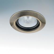 Встраиваемый светильник Lightstar TESO FIX 011071
