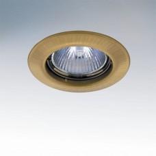 Встраиваемый светильник Lightstar TESO FIX 011073