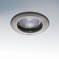 Светильник встраиваемый Lightstar TESO FIX 011075