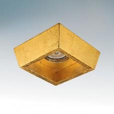 Светильник встраиваемый Lightstar EXTRA QUA ORO 041022MR-16
