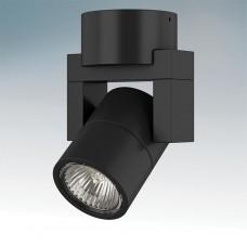 Встраиваемый светодиодный светильник Lightstar ILLUMO L1 NERO 051047