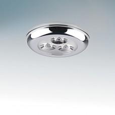 Светильник светодиодный Lightstar PIANO LED MINI ХРОМ 3x1W 4000К 071034