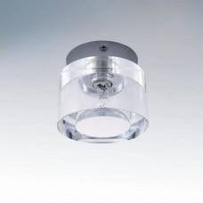 Светильник встраиваемый Lightstar TUBO 160104-G9