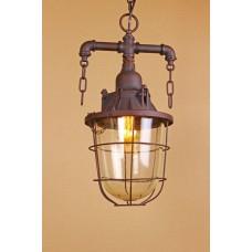 Светильник лофт LOFT HOUSE P-112 темно-коричневый металлик