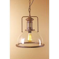 Светильник лофт LOFT HOUSE P-122 темно-коричневый металлик