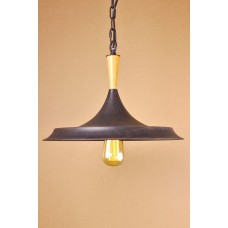 Светильник лофт LOFT HOUSE P-142 темно-коричневый металлик