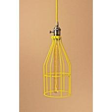 Светильник лофт LOFT HOUSE P-62/1 желтый