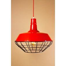 Светильник лофт LOFT HOUSE P-63/2 красный