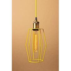 Светильник лофт LOFT HOUSE P-66/1 желтый