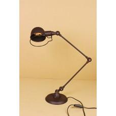 Настольная лампа в стиле Лофт LOFT HOUSE T-101 кофейный металлик