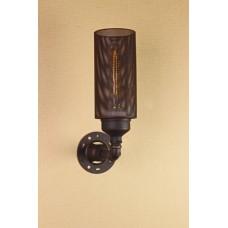Бра лофт LOFT HOUSE W-116 темно-коричневый металлик
