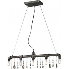 Подвесная люстра лофт Lussole Loft LSP-9375