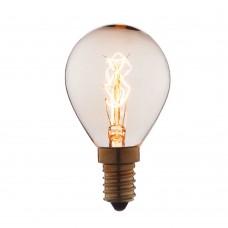 Ретро лампа Эдисона (Шар) Loft IT 4525-S E14 25W 220V