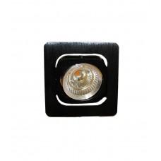 Встраиваемый точечный светильник Lumina Deco Fostis LDC 8064-7W BK