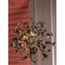 Подвесная люстра Lussole LSA-5903-07 хром