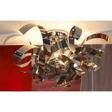 Потолочная люстра Lussole LSA-5907-06 хром