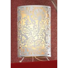 Настольная лампа Lussole LSF-2304-01 Vetere, 1 плафон, белый, бежевый