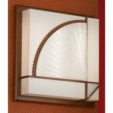 Потолочный светильник Lussole LSF-9012-03 Barbara, 3 лампы, орех, белый