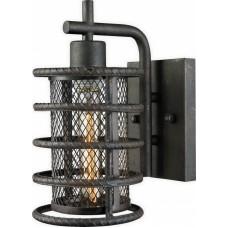 Бра Lussole LSP-9145 Loft, 1 плафон, черный