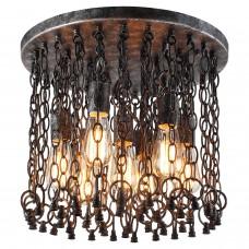 Светильник лофт Loft LSP-9800 коричневый