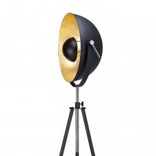 Торшер Lussole LSP-9824 (GRLSP-9824) Sherrelwood черный/оранжевый E27 60 Вт