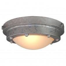 Светильник лофт потолочныйLussole LOFT LSP-9999 (GRLSP-9999) Brentwood серый E27 60 Вт