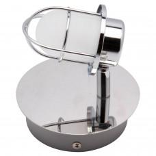 Спот светодиодный Lussole LSP-9926 White Plains хром LED 5 Вт 4100К