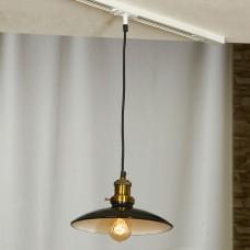 Светильник для шинопровода Lussole LSP-9604-TAW Glen Cove черный/бронзовый E27 60 Вт