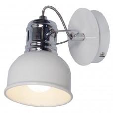 Спот LGO LSP-9955 (GRLSP-9955) Carrizo белый/хром E14 40 Вт