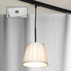 Светильник для шинопровода Lussole LSL-2916-01-TAW Milazzo черный E14 40 Вт