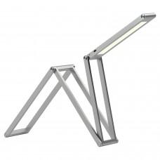 Настольная светодиодная лампа Lussole LSP-0509 Truxton серый LED 2 Вт 5300К