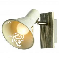 Спот LGO LSP-8058 (GRLSP-8058) Mcconnico коричневый E14 40 Вт
