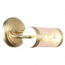 Бра LGO LSP-8102 (GRLSP-8102) Arlington матовое золото E14 40 Вт