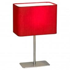 Настольная лампа LGO LSP-0546 (GRLSP-0546) Evans никель E14 40 Вт