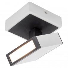 Спот светодиодный Lussole LSP-8012 Yakutat белый/черный LED 5 Вт 4100К