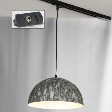 Светильник для шинопровода LGO LSP-0178-TAB Caldwell черный E14 40 Вт