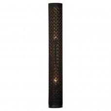 Торшер Lussole LSP-0550 (GRLSP-0550) Kenai черный E27 60 Вт