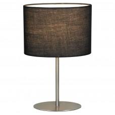 Настольная лампа LGO LSP-0548 (GRLSP-0548) Evans никель E14 40 Вт