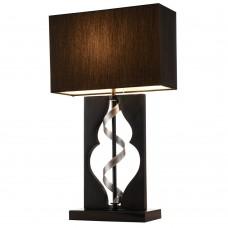 Настольная лампа Maytoni Intreccio ARM010-11-R чёрный