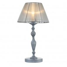 Настольная лампа Maytoni Monsoon ARM154-TL-01-S серый антик