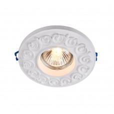 Гипсовый светильник Maytoni Gyps DL279-1-01-W белый