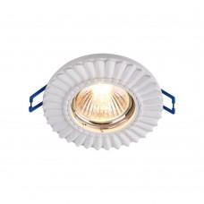 Гипсовый светильник Maytoni Gyps DL281-1-01-W белый