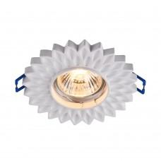 Гипсовый светильник Maytoni Gyps DL282-1-01-W белый